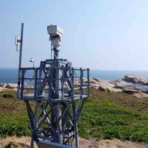 边海防远程在线监控系统